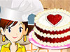 Cocina con Sara: Pastel terciopelo rojo