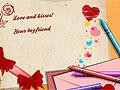 Decora la Carta de Amor